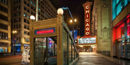 Chicago Theatre | Hotel EMC2