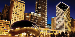 Millennium Park | The Bean | Hotel EMC2