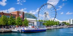 Navy Pier | Hotel EMC2