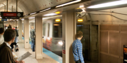 Grand CTA Red Line | Hotel EMC2