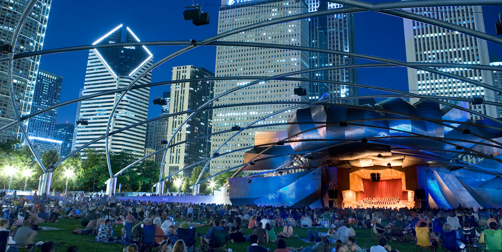 5 Places To Experience Live Music In Chicago In The Summertime