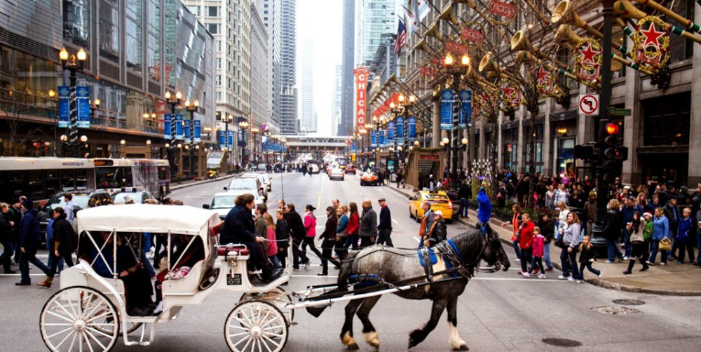 4 Fun Ways To Celebrate The Holidays In Chicago | Hotel EMC2