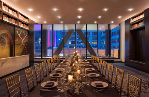 Private Dining | Hotel EMC2