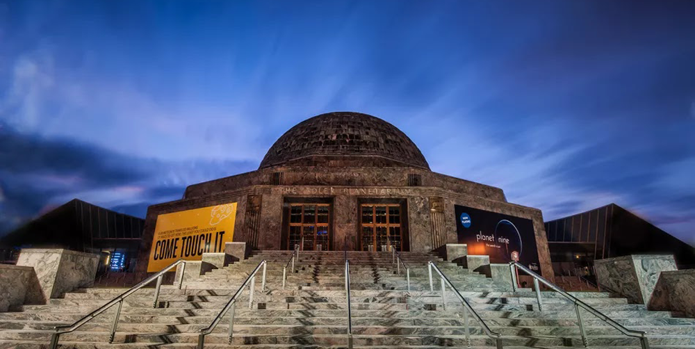 5 Fall Activities in Chicago | Adler Planetarium | Hotel EMC2, Autograph Collection