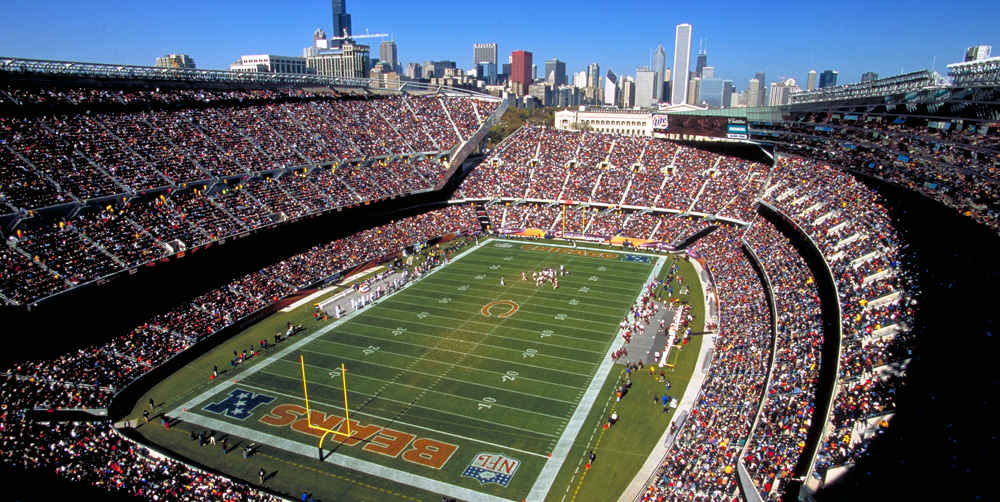 5 Fall Activities in Chicago | Chicago Bears | Hotel EMC2, Autograph Collection