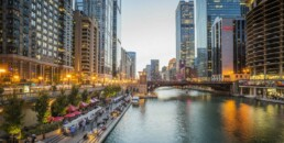 Chicago River Activities in 2019