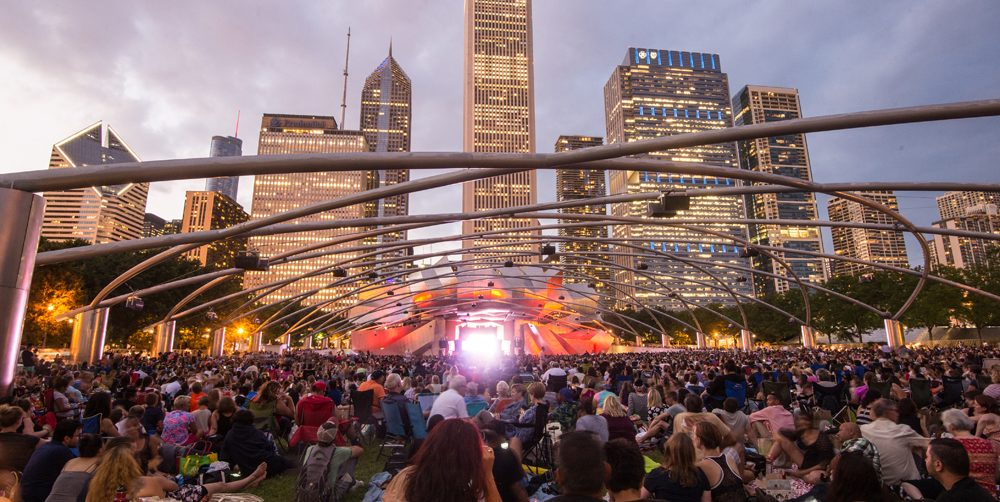 Summer Chicago Traditions in August