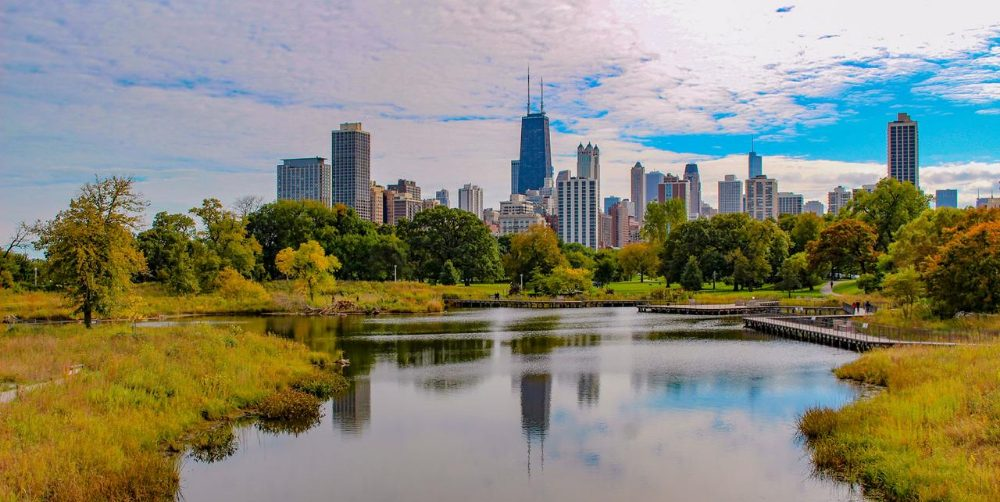 8 of Chicago's Most Beautiful Parks | Hotel EMC2