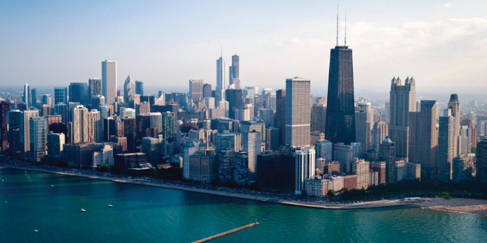 7 Places You'll Find the Best Views in Chicago